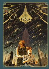 Les trois fantômes de Tesla - Tome 1 - Le mystère Chtokavien