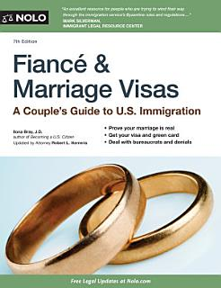 Fianc     Marriage Visas Book