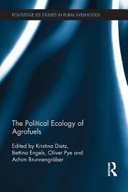 The Political Ecology of Agrofuels PDF