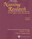 Study Guide to Accompany Nursing Research PDF