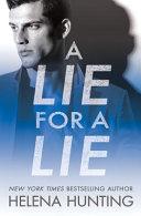 A Lie for a Lie PDF