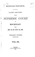 Michigan Reports PDF