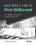 Once Upon a Time in West Hollywood Book