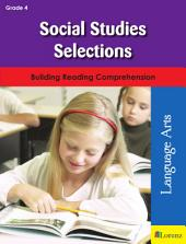 Social Studies Selections: Building Reading Comprehension