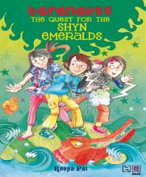 The Quest For The Shyn Emeralds Book PDF