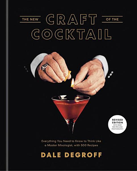 Download The New Craft of the Cocktail Book