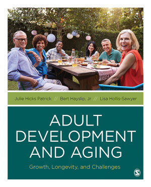 Adult Development and Aging PDF