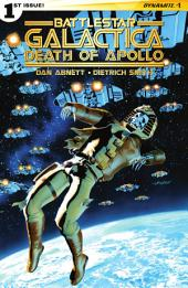 Battlestar Galactica: The Death of Apollo #1