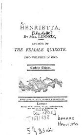 Henrietta: Embellished with superb engravings