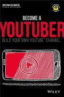 Become a YouTuber PDF