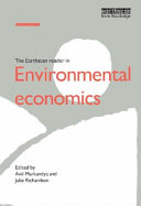 The Earthscan Reader in Environmental Economics