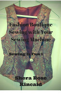 Fashion Boutique Sewing with Your Sewing Machine PDF