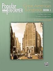 Popular Performer Great American Songbook PDF