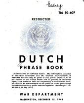 Dutch phrase book ...
