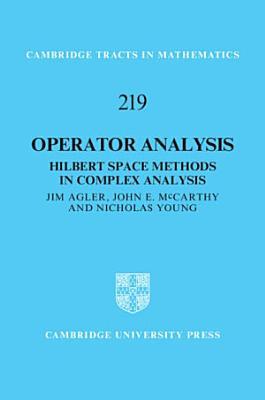 Operator Analysis