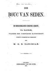 Die bouc van seden: een middelnederlandsch zedekundig leerdicht