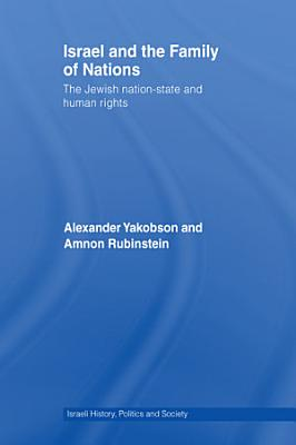 Israel and the Family of Nations PDF
