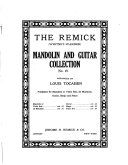 The Remick  Whitney Warner  mandolin and guitar collection PDF