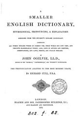 A smaller English dictionary