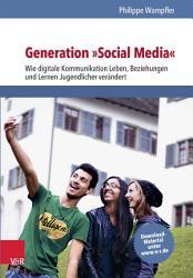 Generation   Social Media   PDF