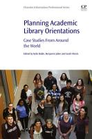 Planning Academic Library Orientations PDF