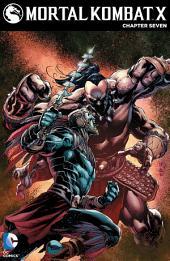 Mortal Kombat X (2015-) #7