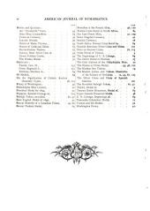 American Journal of Numismatics: Volumes 29-30