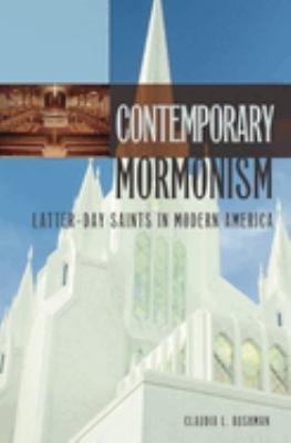 Contemporary Mormonism PDF