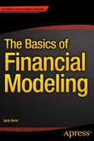 The Basics of Financial Modeling PDF