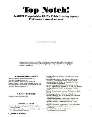 Joh Journal Of Housing