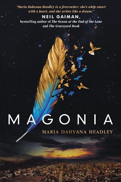 Download Magonia Book