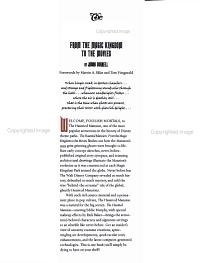 The Haunted Mansion PDF