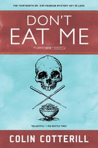 Don t Eat Me Book
