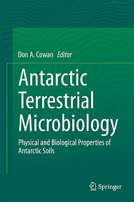 Antarctic Terrestrial Microbiology PDF
