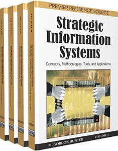 Strategic Information Systems  Concepts  Methodologies  Tools  and Applications PDF
