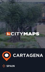 City Maps Cartagena Spain Book