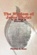 The Wisdom of Jesus Christ PDF