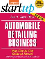 Start Your Own Automobile Detailing Business PDF