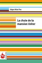La chute de la mansion Usher (low cost). Édition limitée