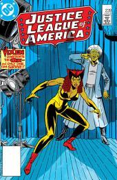 Justice League of America (1960-) #239
