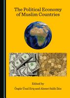 The Political Economy of Muslim Countries PDF