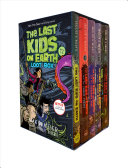 The Last Kids on Earth Loot Box Book