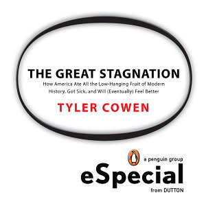 The Great Stagnation Book