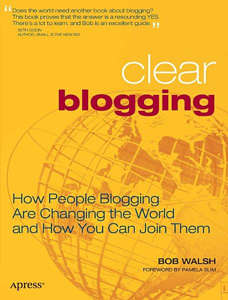 Download Clear Blogging Book