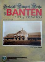SEKOLAH PANGREH PRAJA DI BANTEN  OSVIA  1910 1927  PDF