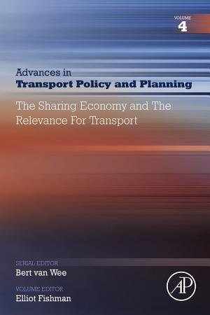 The Sharing Economy and the Relevance for Transport PDF