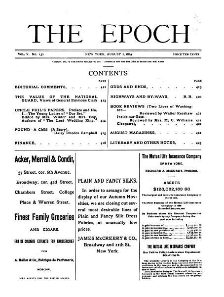 Download Epoch Book
