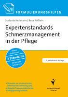 Expertenstandards Schmerzmanagement in der Pflege PDF