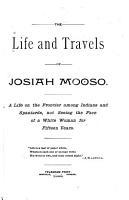 The Life and Travels of Josiah Mooso PDF