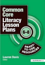 Common Core Literacy Lesson Plans Book PDF